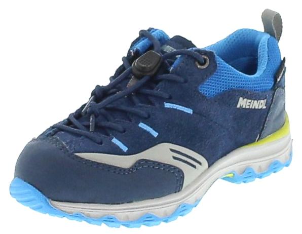 Meindl 2088-29 FONTE JUNIOR Jeans Hellblau Kinder Hiking Schuhe - Blau