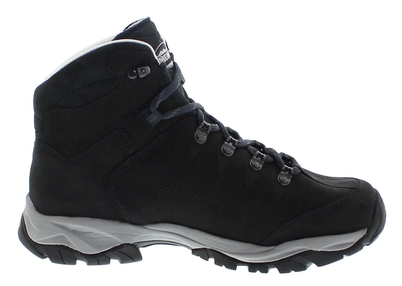 Meindl 3888 49 OHIO LADY 2 GTX Marine Damen Hiking Stiefel Blau