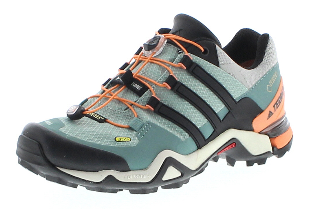 adidas BA8049 TERREX FAST R GTX Türkis Damen Hiking Schuhe