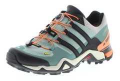 Adidas BA8049 TERREX FAST R GTX Türkis Damen Hiking Schuhe – Bild 1