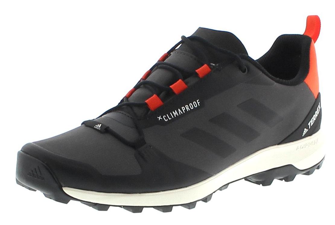 Adidas CG4105 TERREX FASTSHELL CP Schwarz Herren Hiking Schuhe