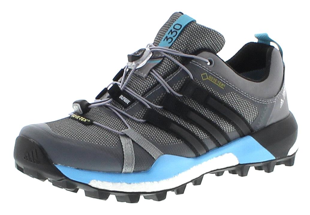Adidas S80881 TERREX SKYCHASER GTX W Grau Damen Hiking Schuhe