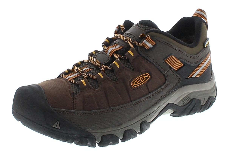 Keen 1017722 TARGHEE EXP WP Cascade Inca Gold Herren Hiking Schuhe - Braun
