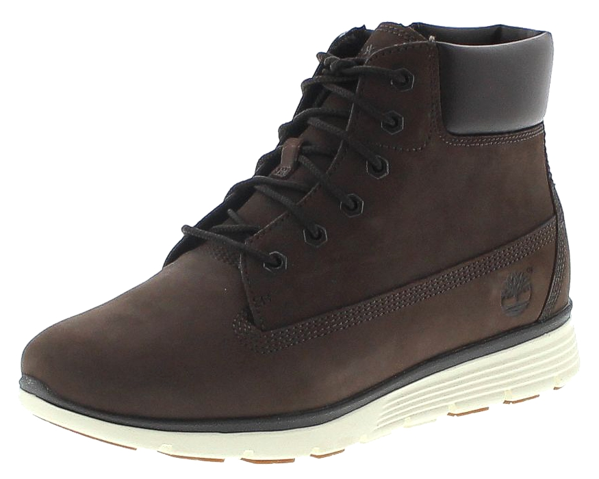 release date 72be9 9bfe7 Timberland A19YJ KILLINGTON 6 IN Braun Kinder Freizeitschuhe
