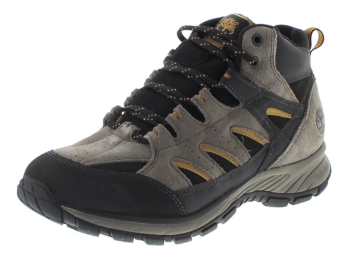 Timberland A1GXZ SADLER PASS WP F/L M Grau Herren Hiking Stiefel