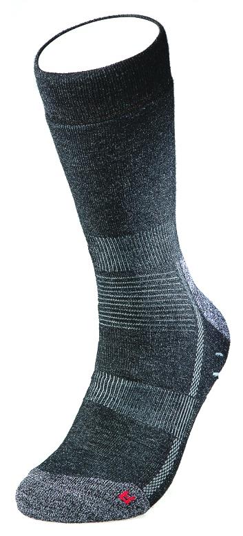 Hanwag Alpin Sock Anthrazit Unisex Socken