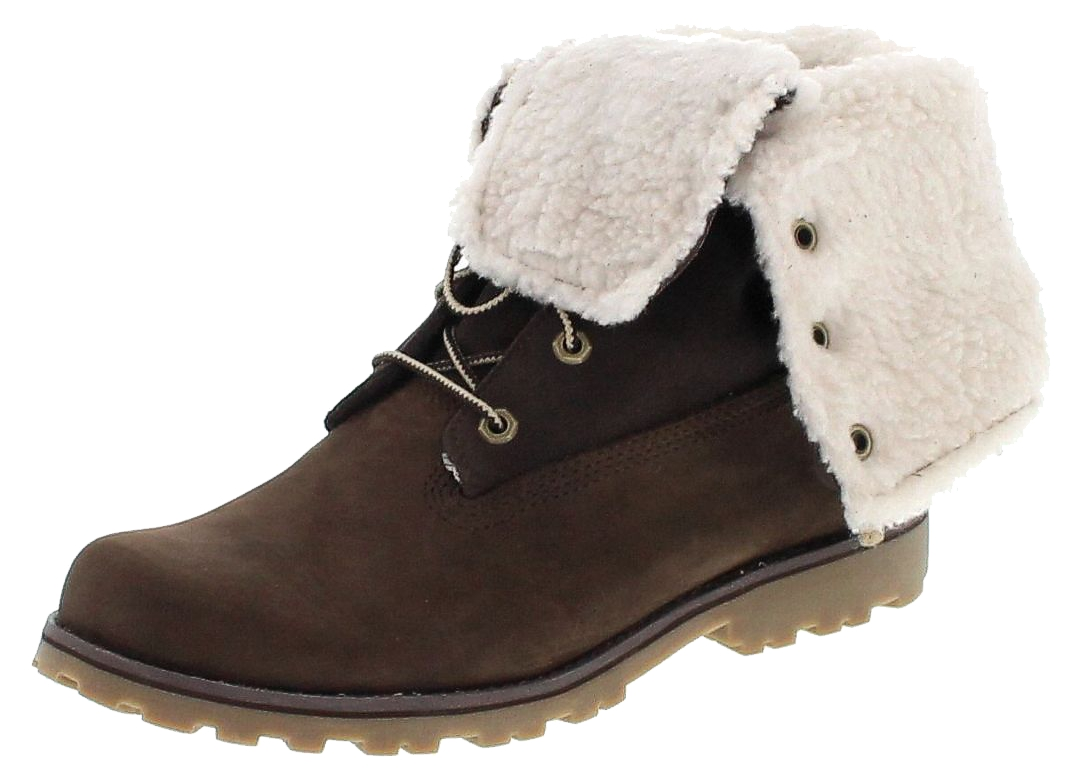 Timberland A1O7Q KIDS 6IN PREMIUM WP BOOT Grau Kinder Winterstiefel