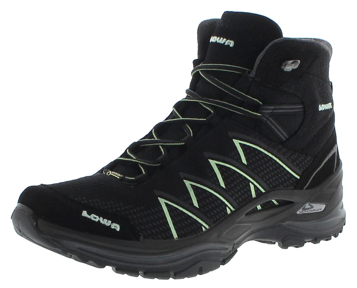 Lowa 320635-9915 FERROX EVO GTX MID WS Schwarz Sage Damen Hiking Stiefel