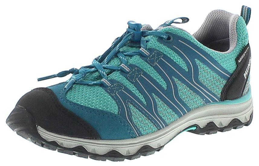 Meindl 2001-93 WAVE JUNIOR Türkis Petrol Kinder Hiking Schuhe - Blau