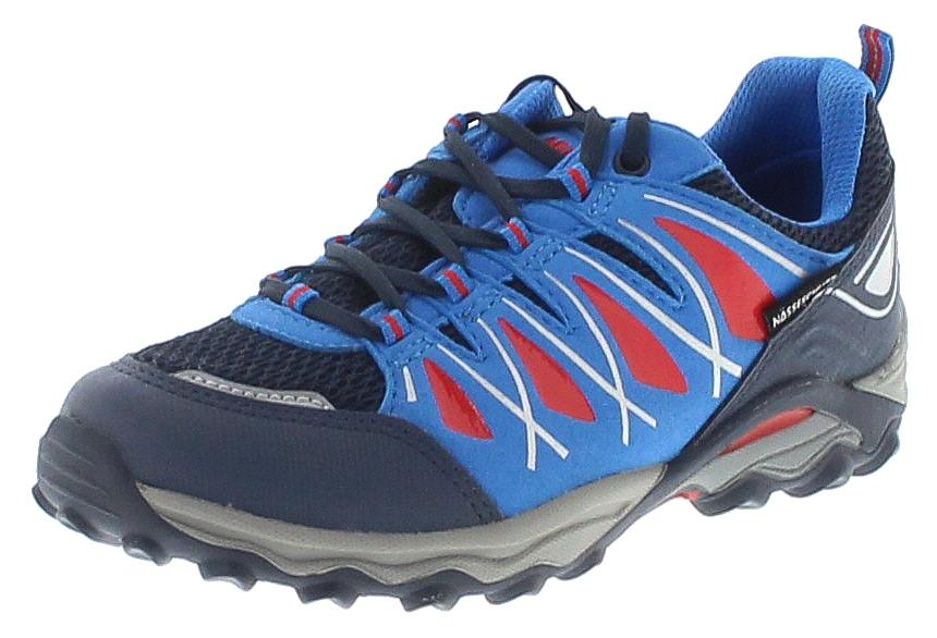 Meindl 2103-18 TURN JUNIOR Hellblau Rot Kinder Hiking Schuhe