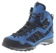 Hanwag 201000-595012 BELORADO II MID GTX UN Blue Black Herren Hiking Stiefel - Schwarz – Bild 1
