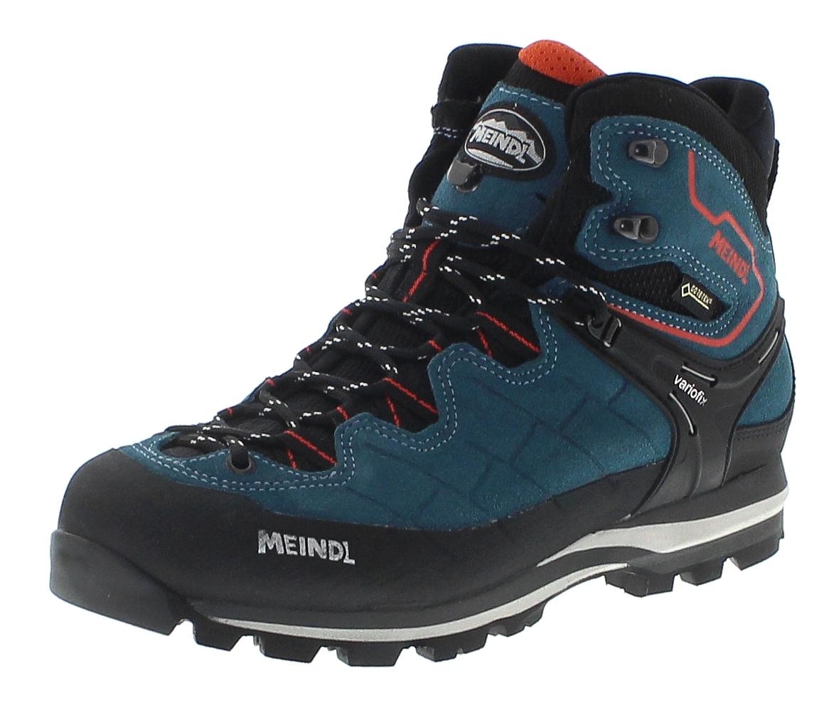 huge discount b53b2 c04d9 Meindl 3928-53 LITEPEAK GTX Blau Herren Trekking Stiefel