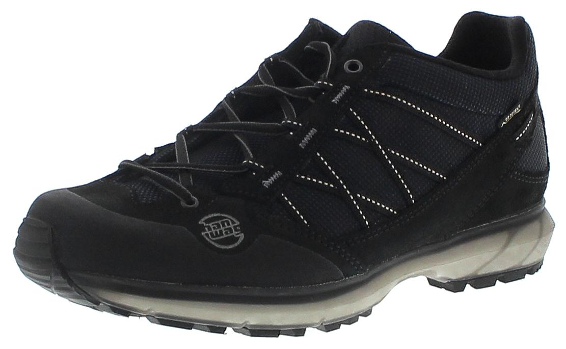 Hanwag BELORADO II TUBETEC GTX Black Black Herren Hiking Schuhe