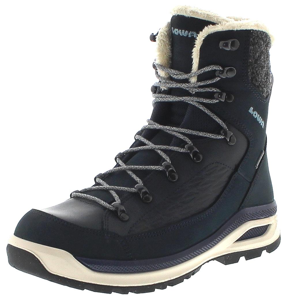 Lowa 420950-0649 Renegade Evo Ice GTX Ws Navy - Blau