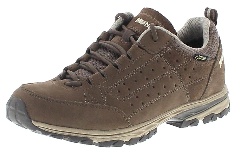 Meindl 3948-05 DURBAN LADY GTX Natur Damen Hiking Schuhe - Braun