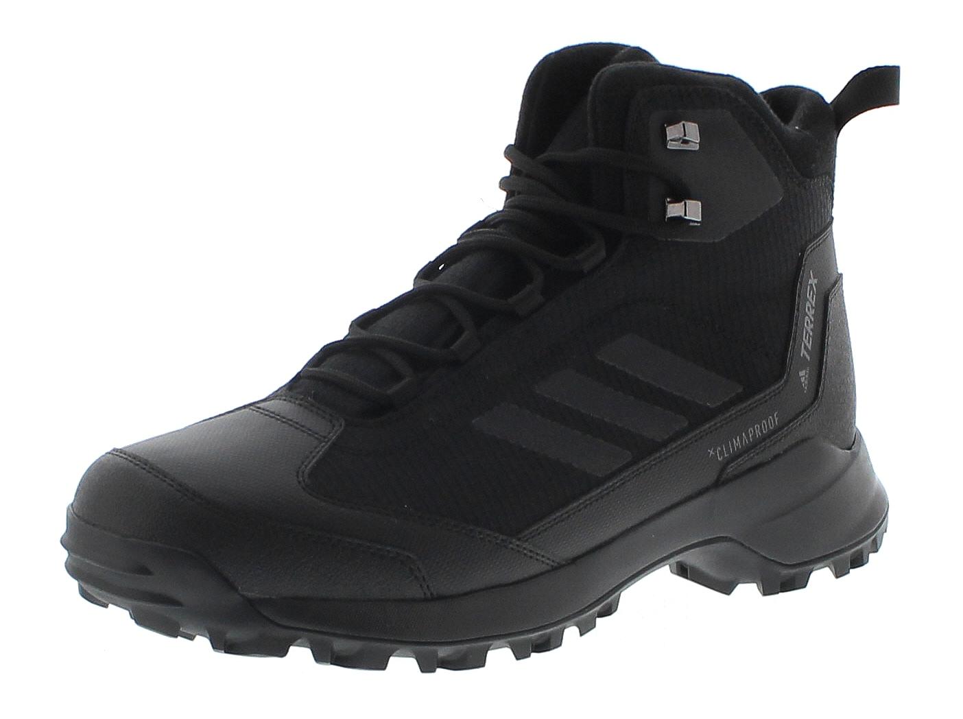 Adidas AC7841 Terrex Heron MID Black Herren Wanderstiefel - Schwarz