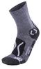 UYN TREKKING OUTDOOR EXPLORER MAN Grey Melange Pearl Grey Herren Socken – Bild 1