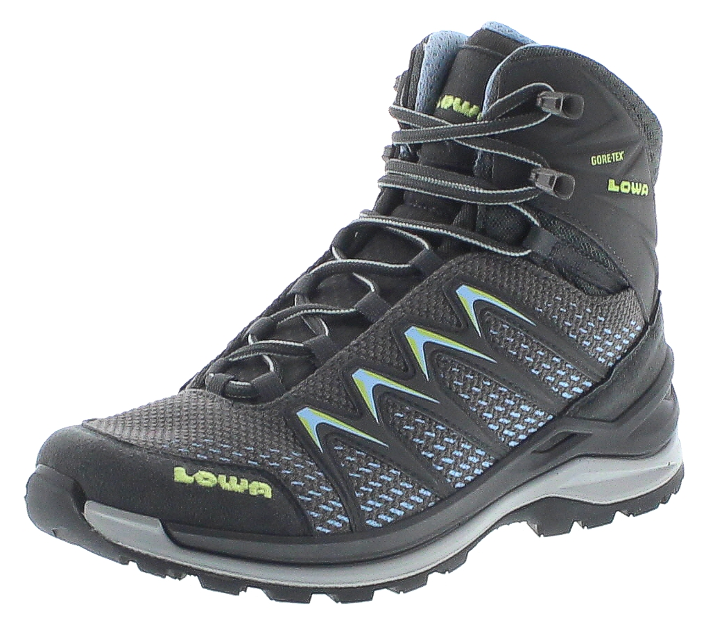 Lowa 320703-9766 INNOX PRO GTX MID WS Graphit Mint Damen Hiking Schuh - Graphit