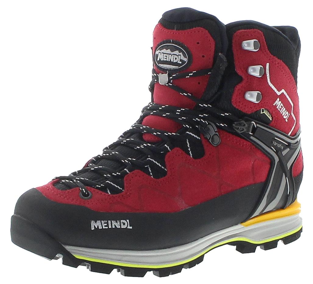 Meindl 4633-78 Litepeak Lady Pro GTX Rot Schwarz Damen Trekking Schuhe