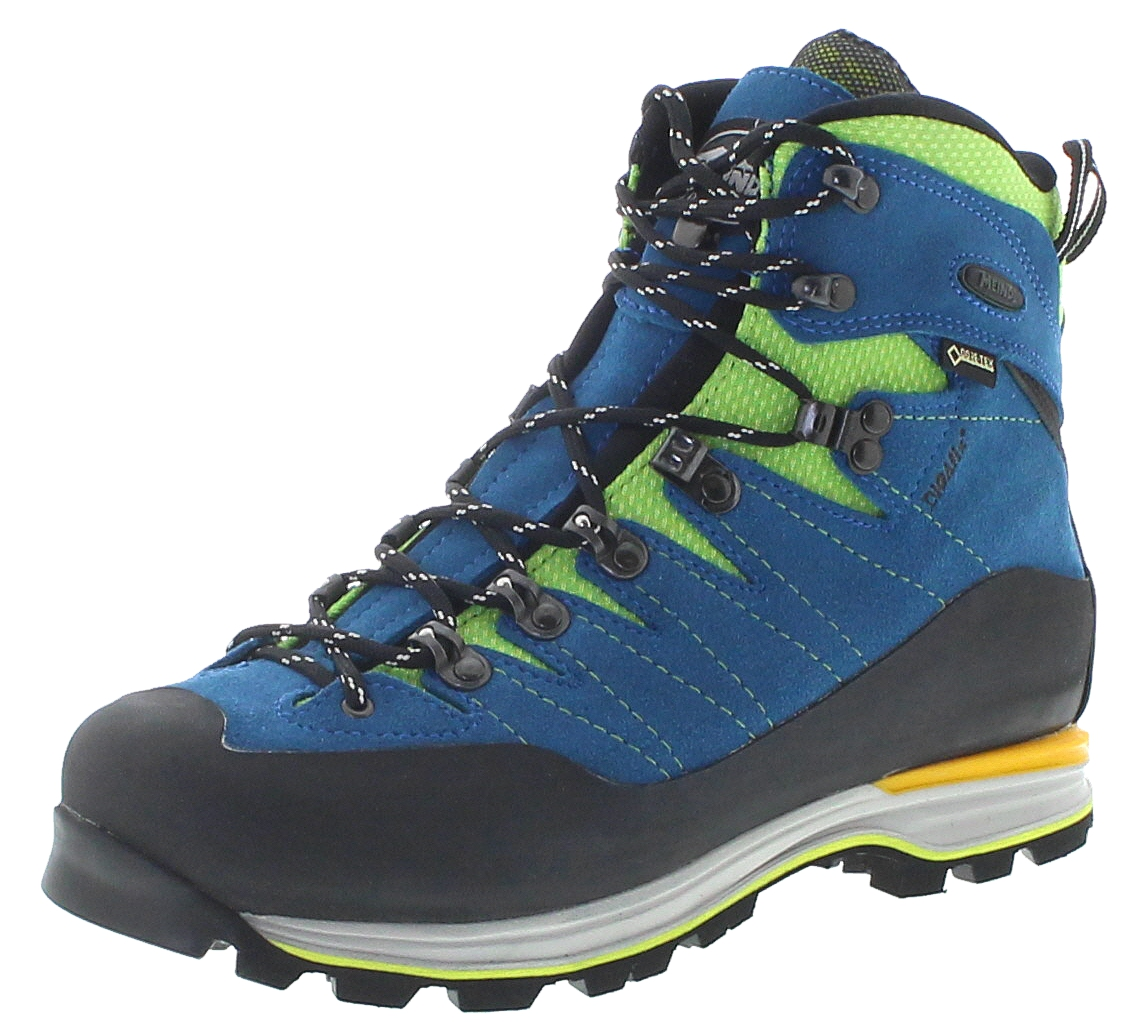 special section shopping crazy price Meindl 3089-88 AIR REVOLUTION 4.1 GTX Octane Lime Herren Trekking Stiefel -  Blau
