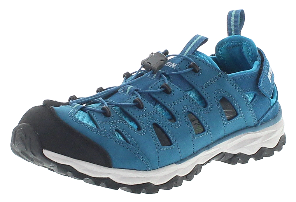 Meindl 4617-53 LIPARI LADY Comfort Fit Petrol Damen Outdoor -Sandalen - Blau