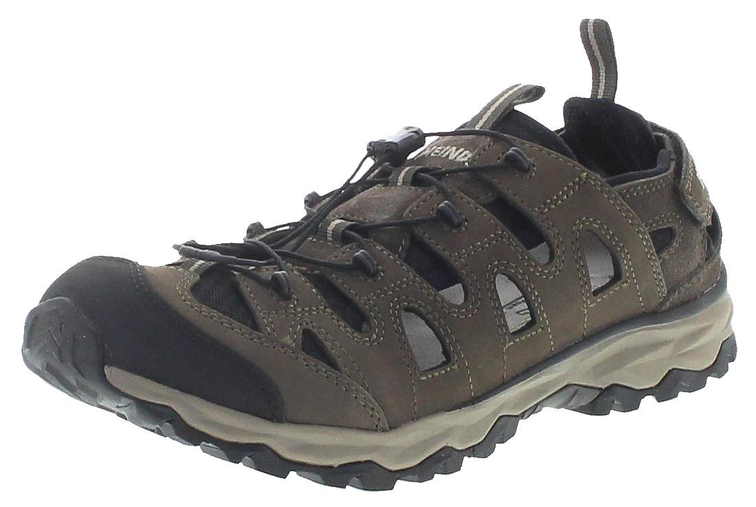 Meindl 4618-35 LIPARI Comfort Fit Loden Herren Outdoor-Sandalen - Braun