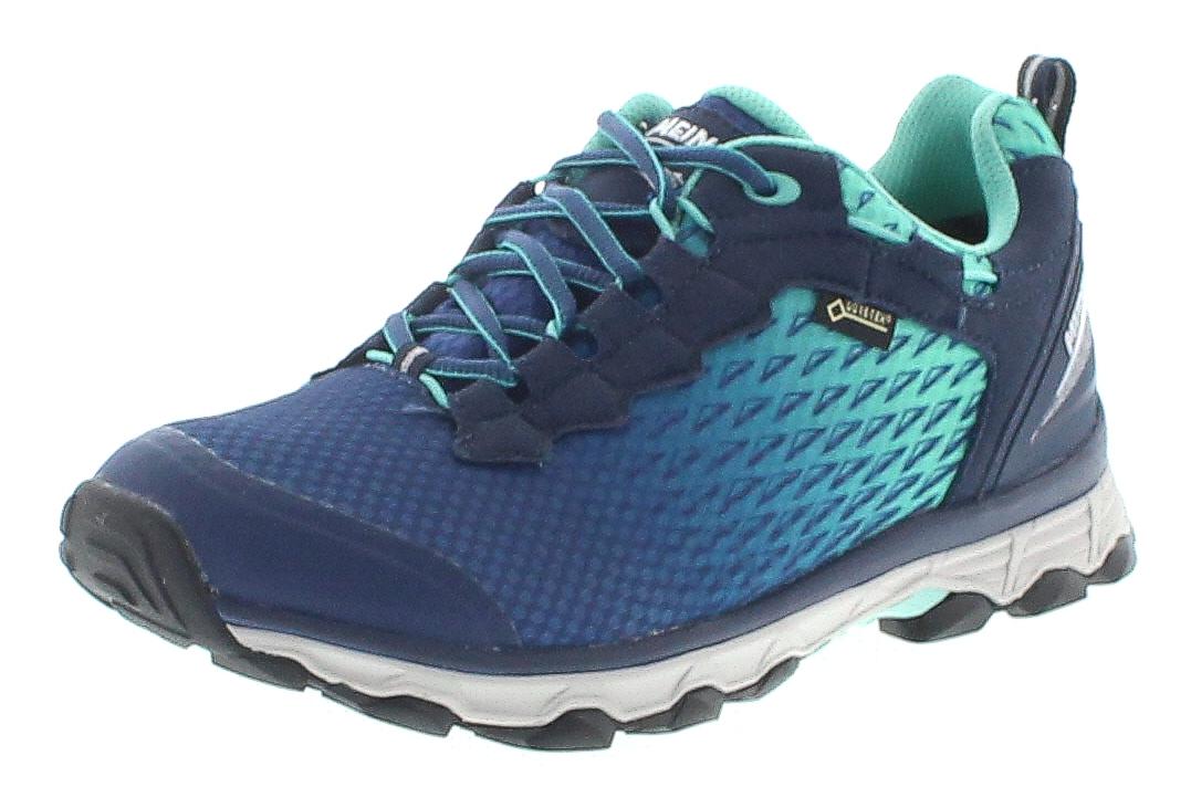 Meindl 5110-73 ACTIVO SPORT LADY GTX Ozean Türkis Damen Hiking Schuhe