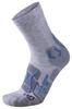 UYN TREKKING SUPERLEGGERA LADY Grey Turquoise Damen Socken – Bild 1