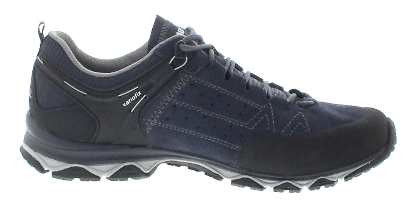 Meindl 3938 49 ONTARIO GTX Marine Schwarz Herren Hiking Schuhe