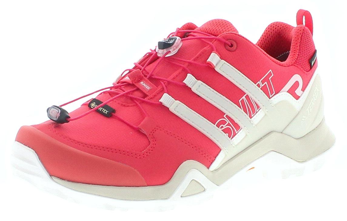 Adidas BC0399 Terrex Swift R2 GTX W Active Pink Damen Wanderschuhe - Pink