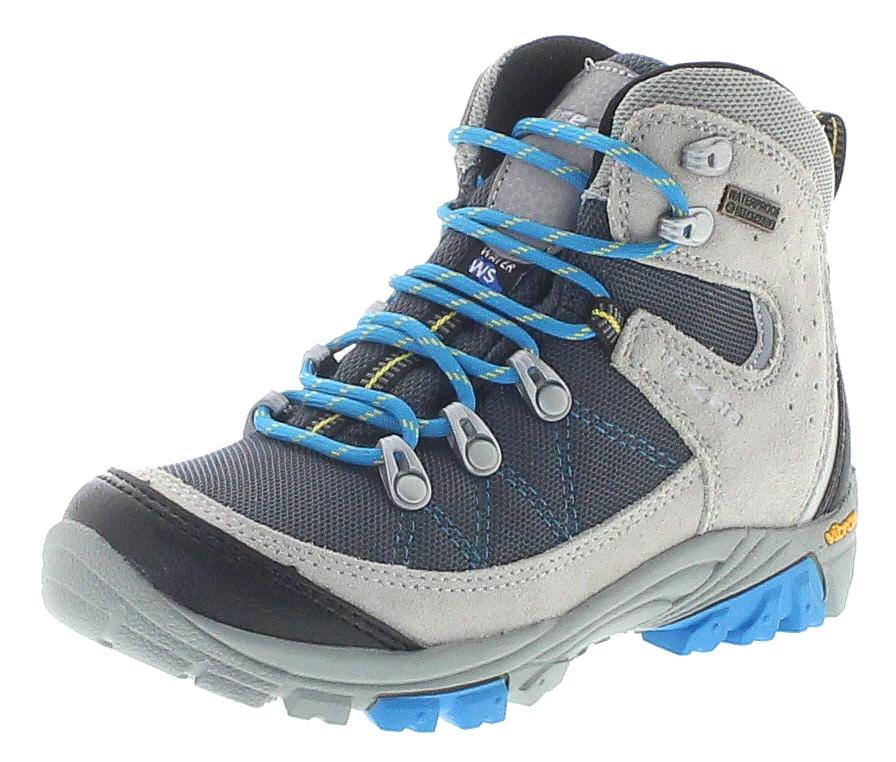 Trezeta 010716303 CYCLONE KID/JR WP Grey Kinder Trekking Stiefel