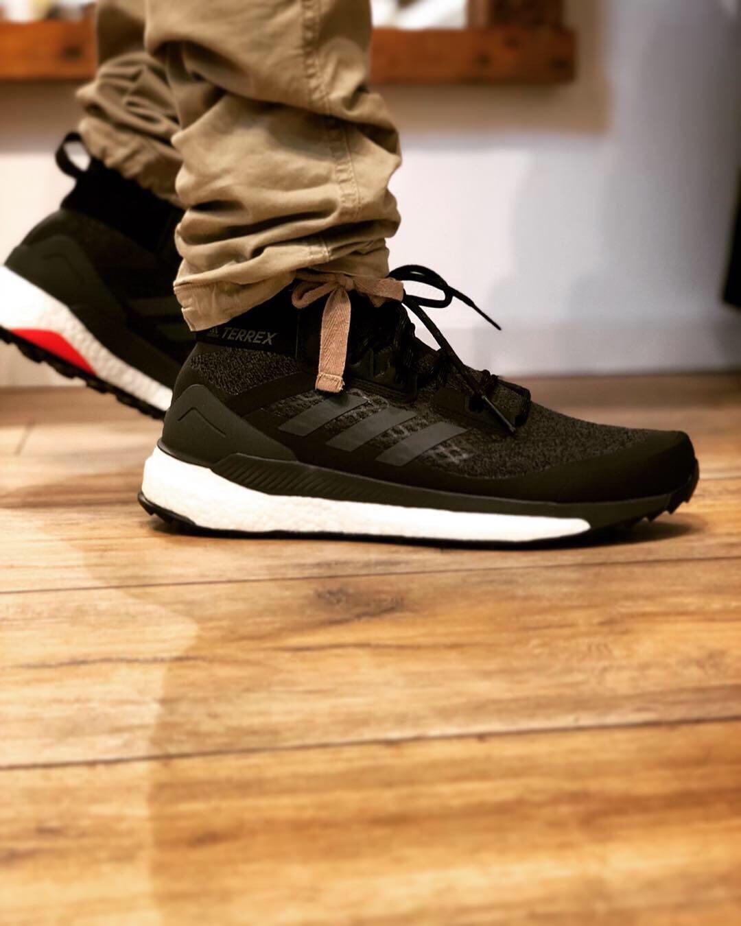adidas Herren Terrex Free Hiker Schuhe Outdoorschuhe