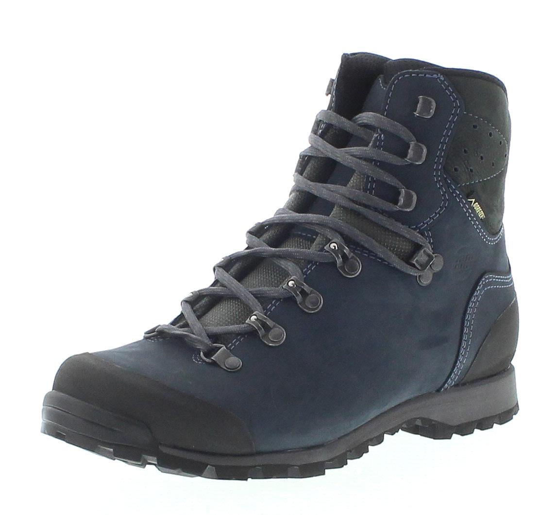 Hanwag 2292-07 ANISAK LADY GTX Marine Damen Hiking Stiefel - Blau
