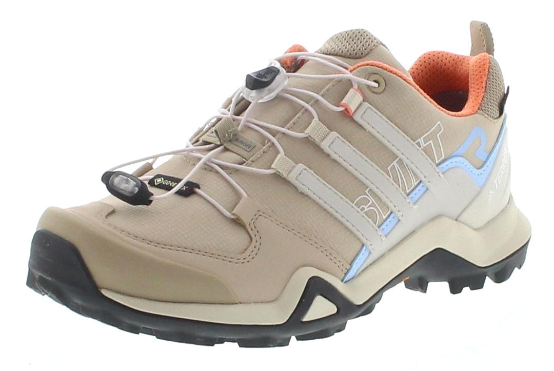 Adidas EF0444 TERREX SWIFT R2 GTX TRAKHA CBROWN GLOBLU Damen Hiking Schuhe - Brown