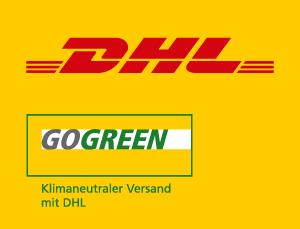 DHL GoGreen dienadel