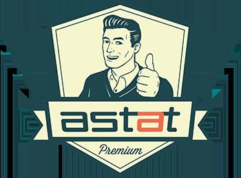 astat Premium Logo