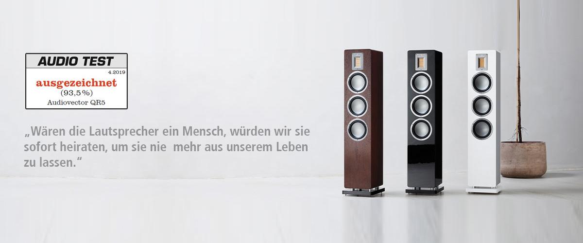 Audiovector QR5 Lautsprecher