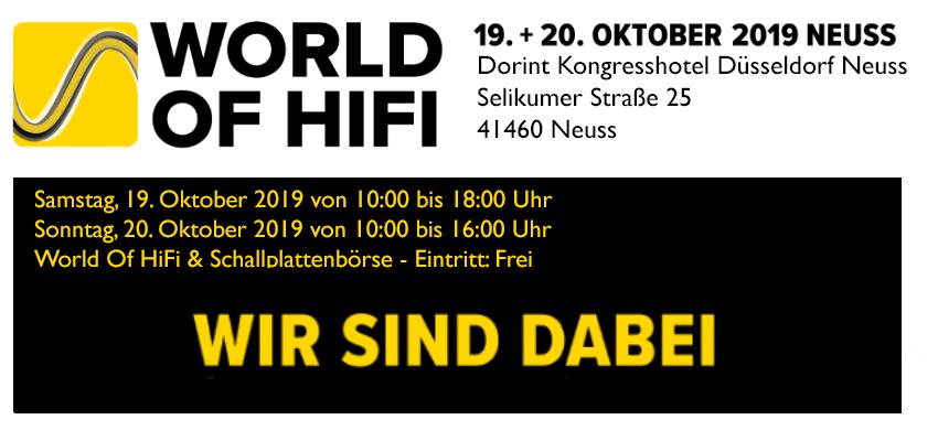 World Of HiFi in Neuss