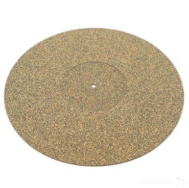 XinnTox® Cork-Rubber Mat XCR-M Plattentellerauflage