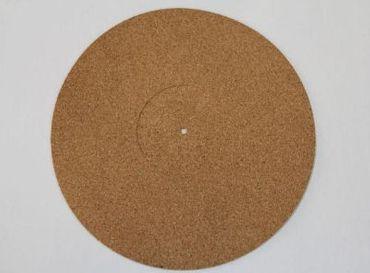 XinnTox® Cork-Mat XM3 Kork Plattentellerauflage