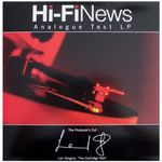 The Cartridgeman Hi-Fi News & Test Record Review Test-LP 001