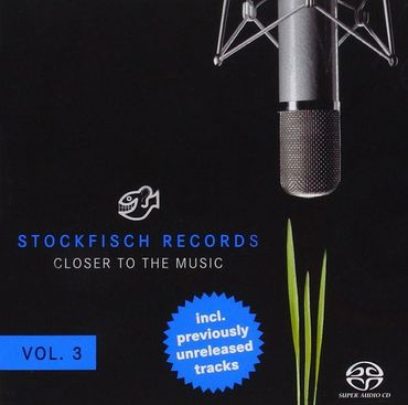 Closer To The Music Volume 3 - Stockfisch-Sampler - Hybrid SACD