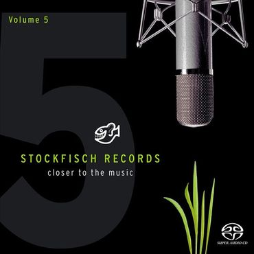 Closer To The Music Volume 5 - Stockfisch-Sampler - Hybrid SACD