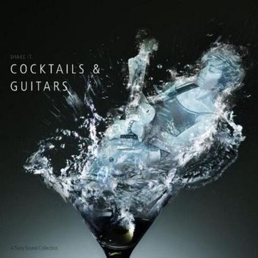 Cocktails & Guitars - A Tasty Sound Collection - inakustik CD