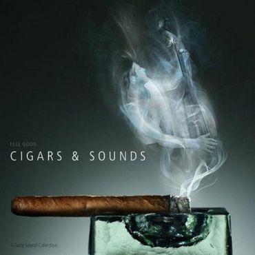 Cigars & Sound - A Tasty Sound Collection - inakustik CD