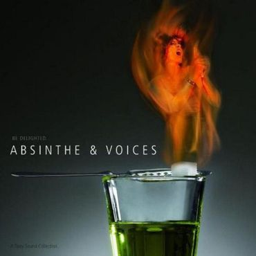 Absinthe & Voices - A Tasty Sound Collection - inakustik CD