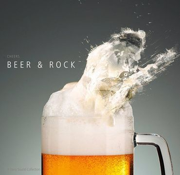 Beer & Rock - A Tasty Sound Collection - inakustik CD
