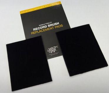 Ersatz Mikrofaserpads für MFSL Mobile Fidelity Record Brush
