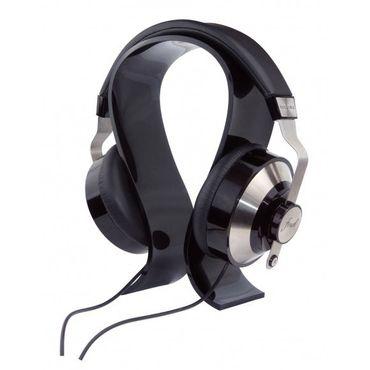 Dynavox Kopfhörerständer KH-225 Acryl schwarz – Bild 2