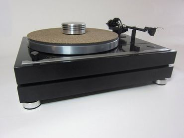 bfly-audio - xPLTH3 Absorberplatte für THORENS 300-Serie